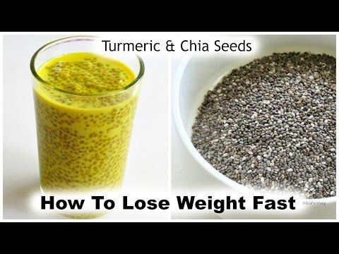 chia seeds recipe weight loss