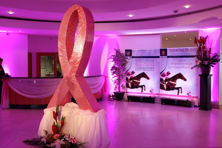 Race against Breast Cancer launch night @ Leopardstown. Visit www.gotchacovered.ie