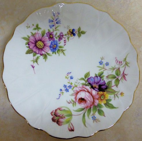 Bone China Made in England | Aynsley Side Plate Bread Butter Fine Bone China Made in England | eBay