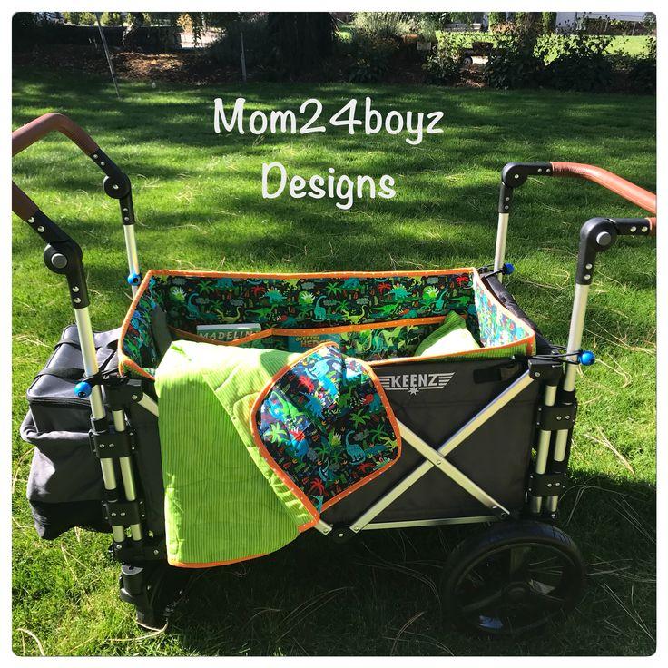 Keenz Wagon Stroller Review