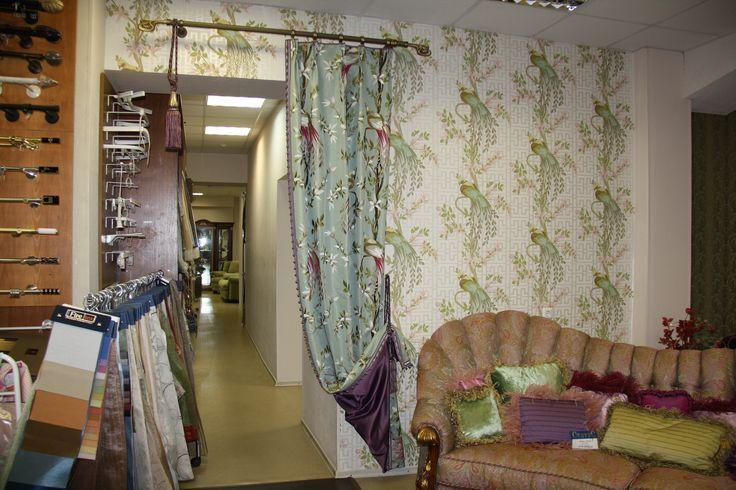 Paradiso wallpaper fabric nina campbell nina - Nina campbell paradiso wallpaper ...