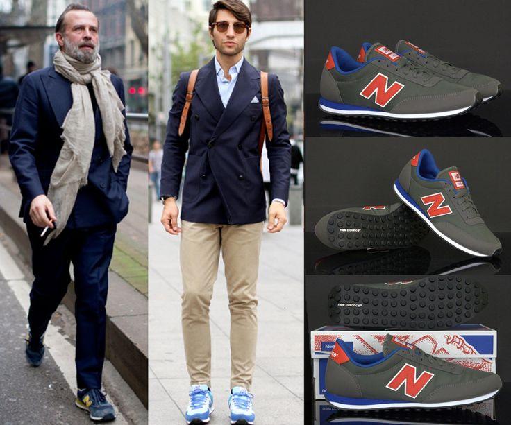 Gute Wahleignet sich nicht für Sport-Styling. Jeder Mann trägt schon Schuhe New Balance  #schuhe #newbalance #sport #farbe