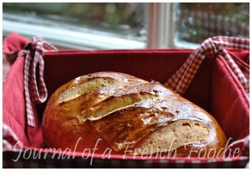 This bread is just delicious for breakfast. The texture is so soft, even when the bread is a few days old. Source : Flexipaninie Ingredients 250g plain flour 250g strong white flour 3 tsp fast inst...