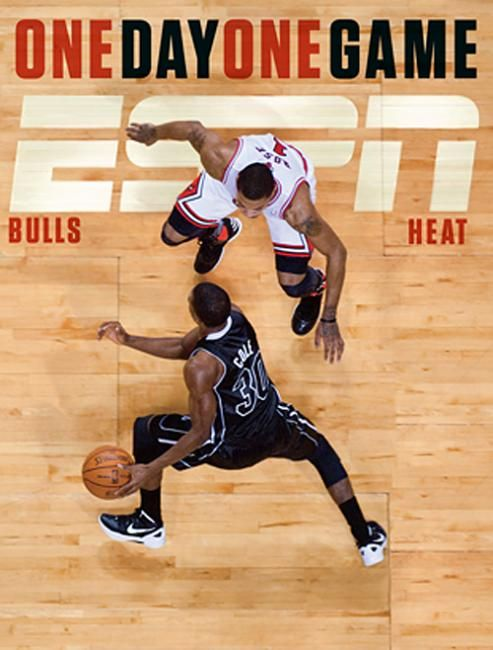 Great photo. I really liked how the text blends with the photo, almost as if it is actually laying on the court.