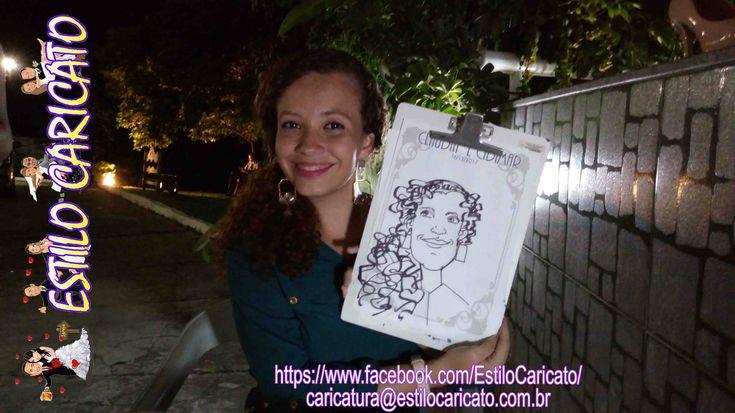No último dia 16 de dezembro, O nosso #caricaturista esteve em #Tanguá ,no #casamento de Sidimar e Cláudia,no interior do #Rio de #janeiro, fazendo ao #caricaturasrapidas  dos #convidados dos #noivos. Felicidades aos Noivos e aos #Convidados simpáticos que desenhamos por lá. O resultado você acompanha agora!! Quer um #caricaturista em seu #aniversário, #eventoscorporativos ou #15anos? Então, peça o seu orçamento.