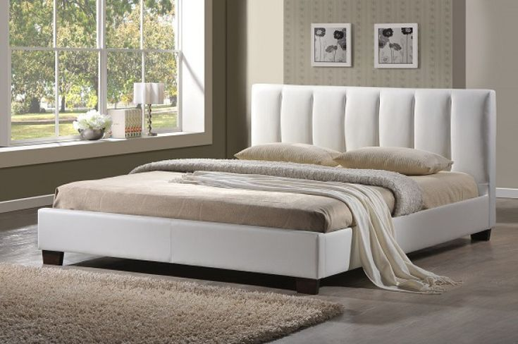 The Pulsar is a contemporary and stylish bed frame which features a low foot end which gives the illusion of extra space.