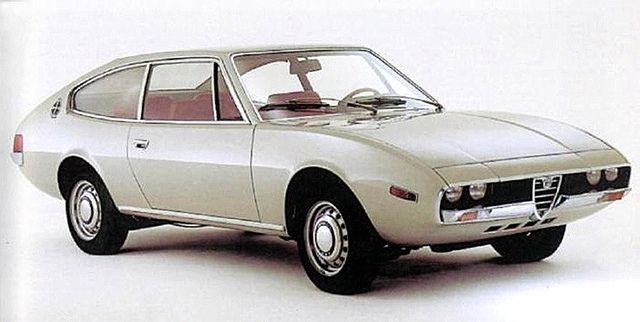 Alfa Romeo Alfetta GT Prototype