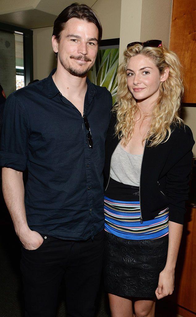 Josh Hartnett & Girlfriend Tamsin Egerton Are Expecting Their First Baby  Josh Hartnett, Tamsin Egerton