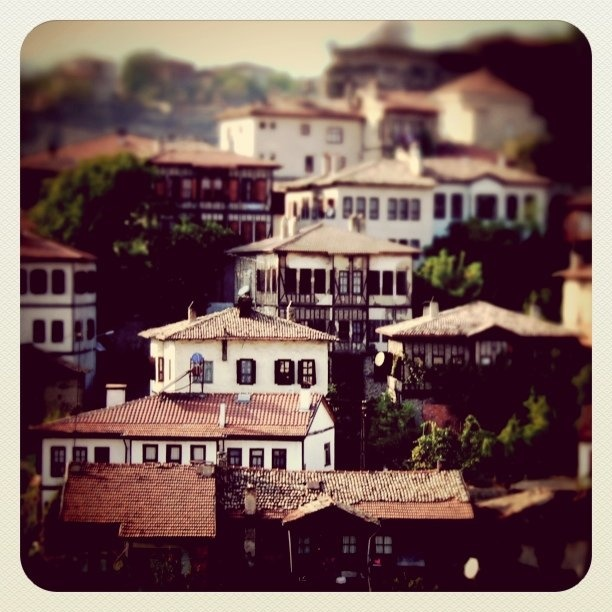 """Safranbolu, Turkey was an important stop along the trading route between the East and the West. During the so called """"golden age"""" of the city in the 17th century, it heavily influenced urban development and architectural style throughout the Ottoman Empire."""