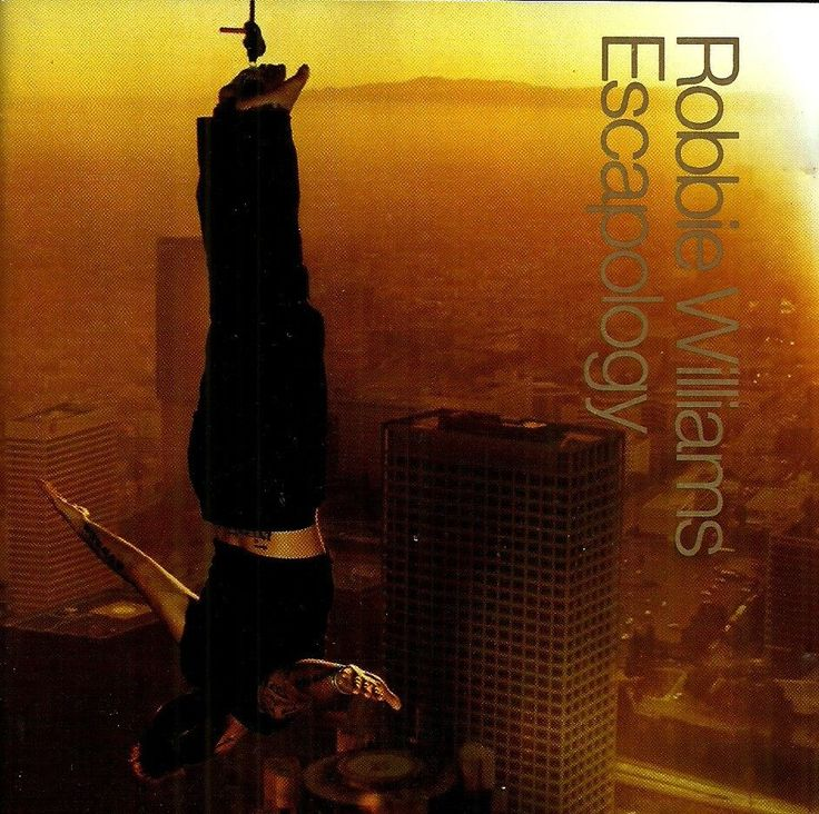 #RobbieWilliams :  Escapology - #SouthAfrica Edition #CD