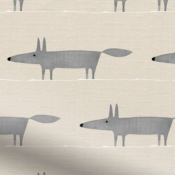 The Mr Fox Mini Neutral roman blind makes a great addition to a little one's room, with a cute design that will grow and flourish over time with your little star.