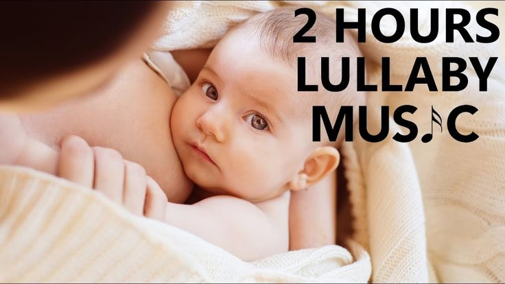 2 Hours Baby Children's Lullaby Sleeping Music For Babies Kids To Help Go To Sleep Rhymes