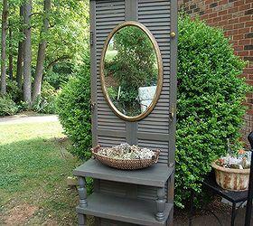 40 best bifold louvered door repurposed ideas images on ...