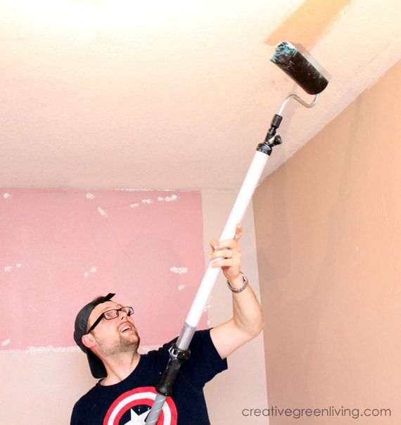 How To Paint A Ceiling Tips Do It