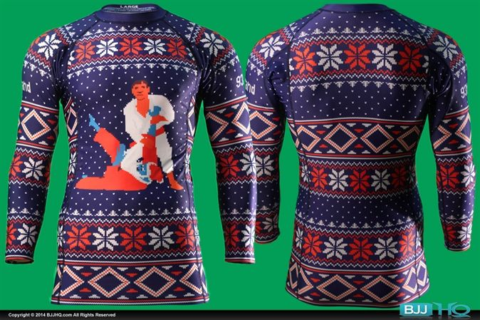 limited edition jiu jitsu ugly sweater jiu jitsu