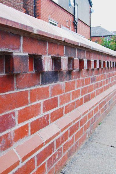 Edwardian Garden Wall (gorgeous)