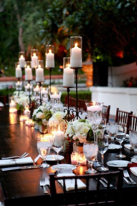 17 Best Images About Summer Wedding Table Settings On