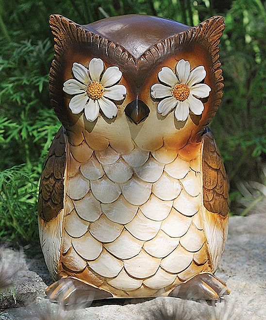 49 best Owls in the garden images on Pinterest Owls Owl and