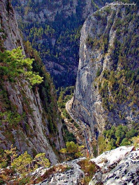Bicaz Canyon, Romania, www.romaniasfriends.com