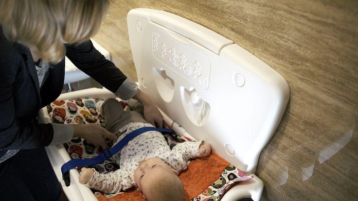 #Przewijaki dla niemowląt | #dziecko #niemowlak #higiena #toalety #łazienki