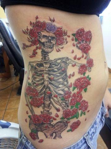 49-grateful dead tattoos