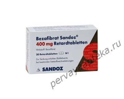 Безафибрат цена... Безафибрат инструкция... Немецкие препараты...