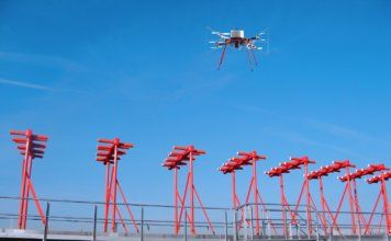NavAidDrone: new drone-based measurement system for navigational aid inspection
