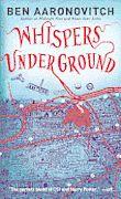 Whispers Under Ground (ljudbok)