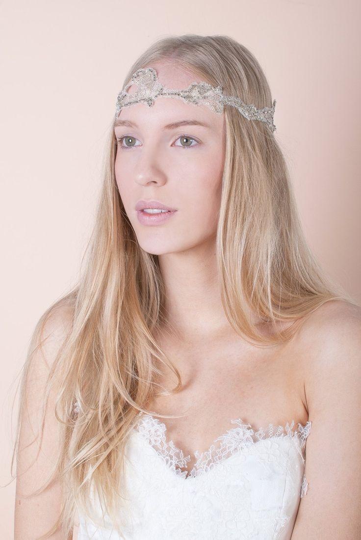 Nora Sarman Athene Headpiece