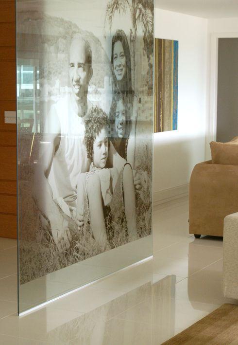 Divisórias de vidro!