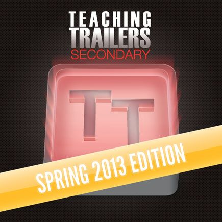 Teaching trailers. Awesome resources including handouts, trailers, discussion questions, interactive quizzes etc