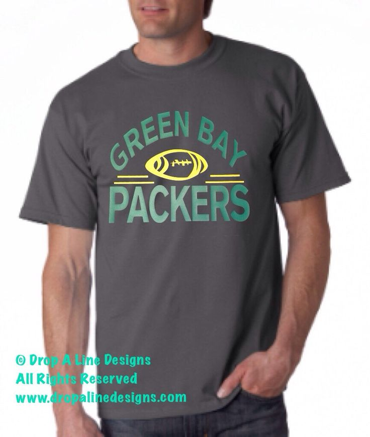 A personal favorite from my Etsy shop https://www.etsy.com/listing/215490882/green-bay-packers-t-shirt-great-for-the