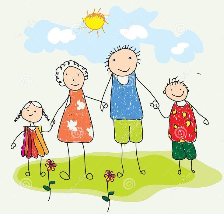 открытки дружной семье какая нее