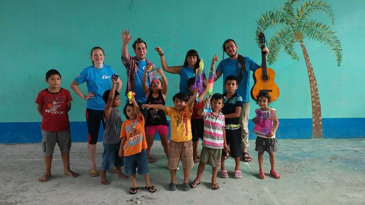 Our Quepos volunteers had a great lesson with the local kids today! #teaching #volunteer #costarica