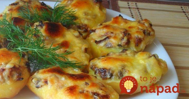 Úžasne chutný pokrm, ktorý nikdy neomrzí. Zemiaky s hubami, syrom a majonézou sú vynikajúcou a luxusnou prílohou, alebo si ich môžete dopriať len tak. Vyskúšajte ich aj vy, určite si pochutnáte!
