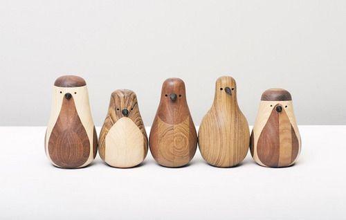 'Re-turned bird' by Lars Beller
