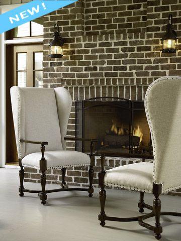 Universal furniture paula deen riverhouse r bank paulas river bank host hostess chair