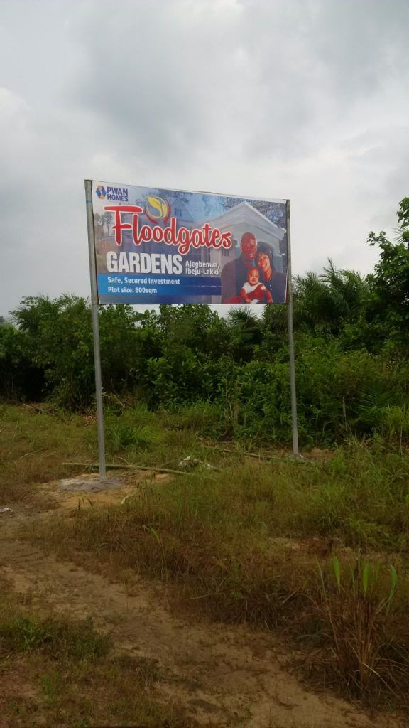 call 08185190422 to get a free land