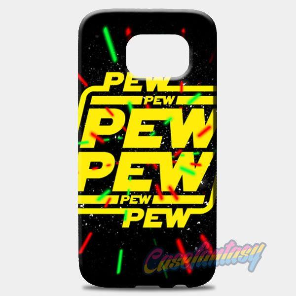 Pew Pew Pew Samsung Galaxy S8 Case | casefantasy