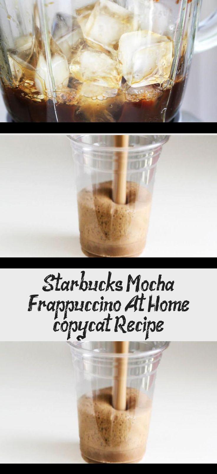 how to make homemade mocha frappuccino