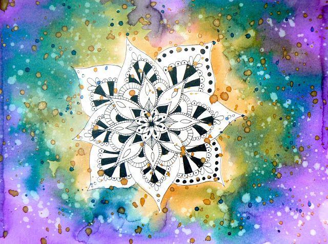 Lindy's stamp gang November Color Challenge
