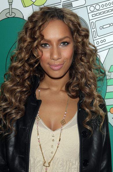 leona lewis curly hair - photo #11
