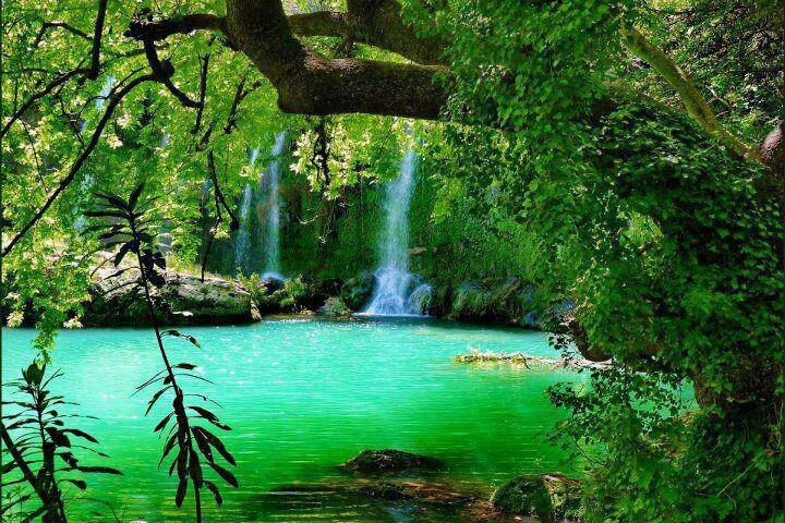 Kursunlu Waterfall, Antaliya, Turkey