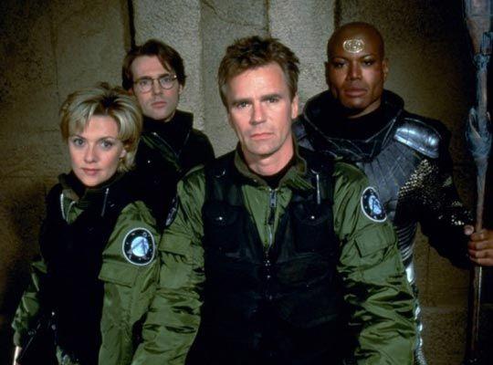Stargate SG-1 Quotes | Planet Claire Quotes