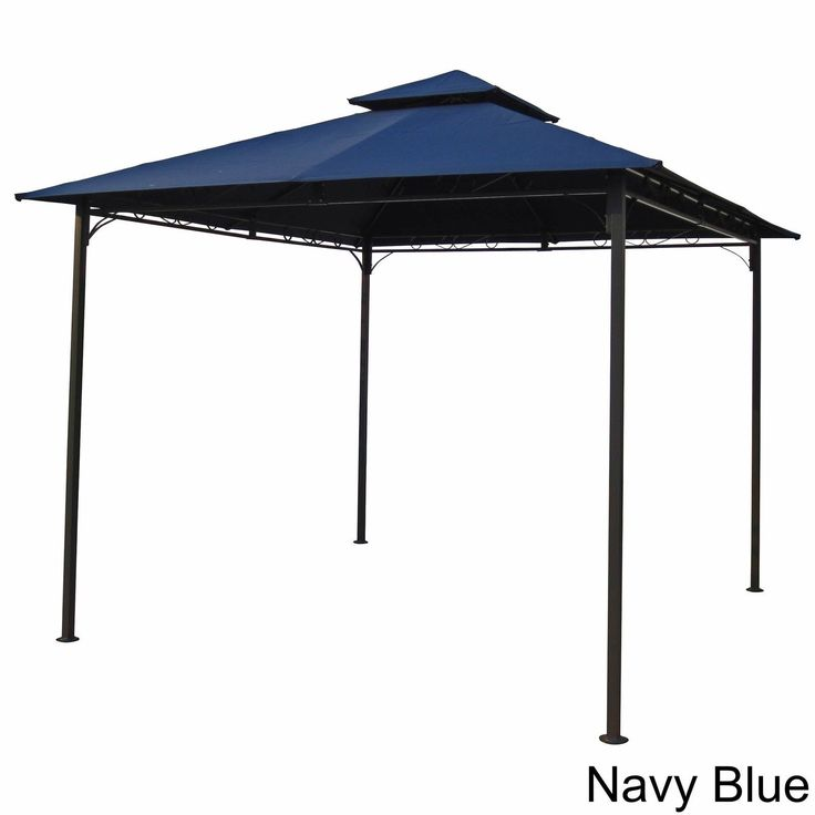 Outdoor Canopy Tent Gazebo Pagoda Shelter Patio Yard Garden Party Shade  Steel