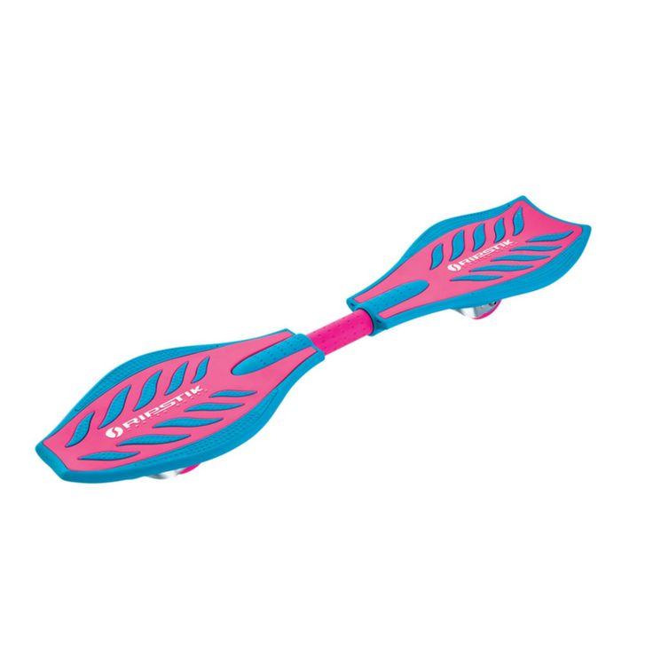 Razor RipStik Brights Caster Board - Pink/Blue - 15055062