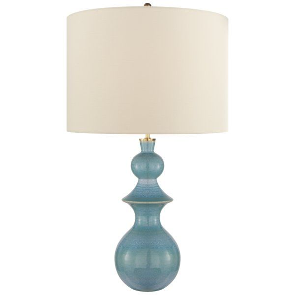 You'll love the Saxon Large Table Lamp at Perigold. Enjoy white-glove delivery on large items.