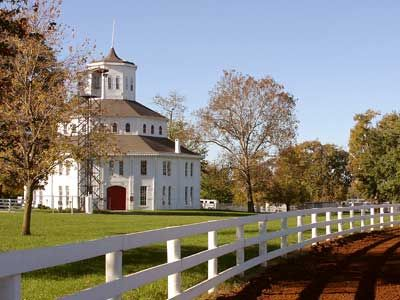 No question about it - I could definitely live in a restored round barn.  Awesome and unique.