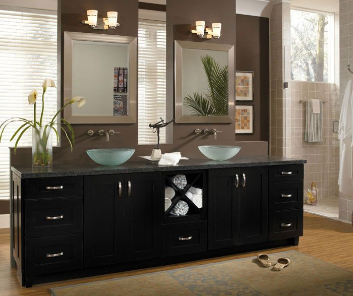Semi Custom Bathroom Vanity: 157 Best Images About Bathrooms With Style On Pinterest