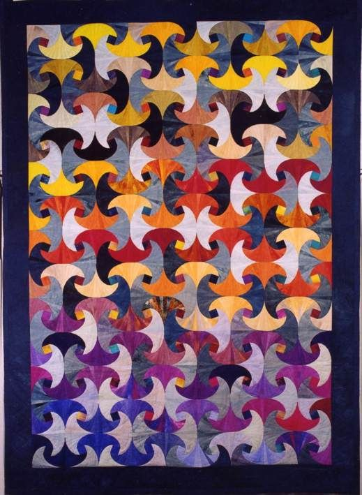 Twisted Rag Quilt Pattern Free : 58 best images about Twisted logcabin quilts on Pinterest Quilt, Twists and Log cabin quilts
